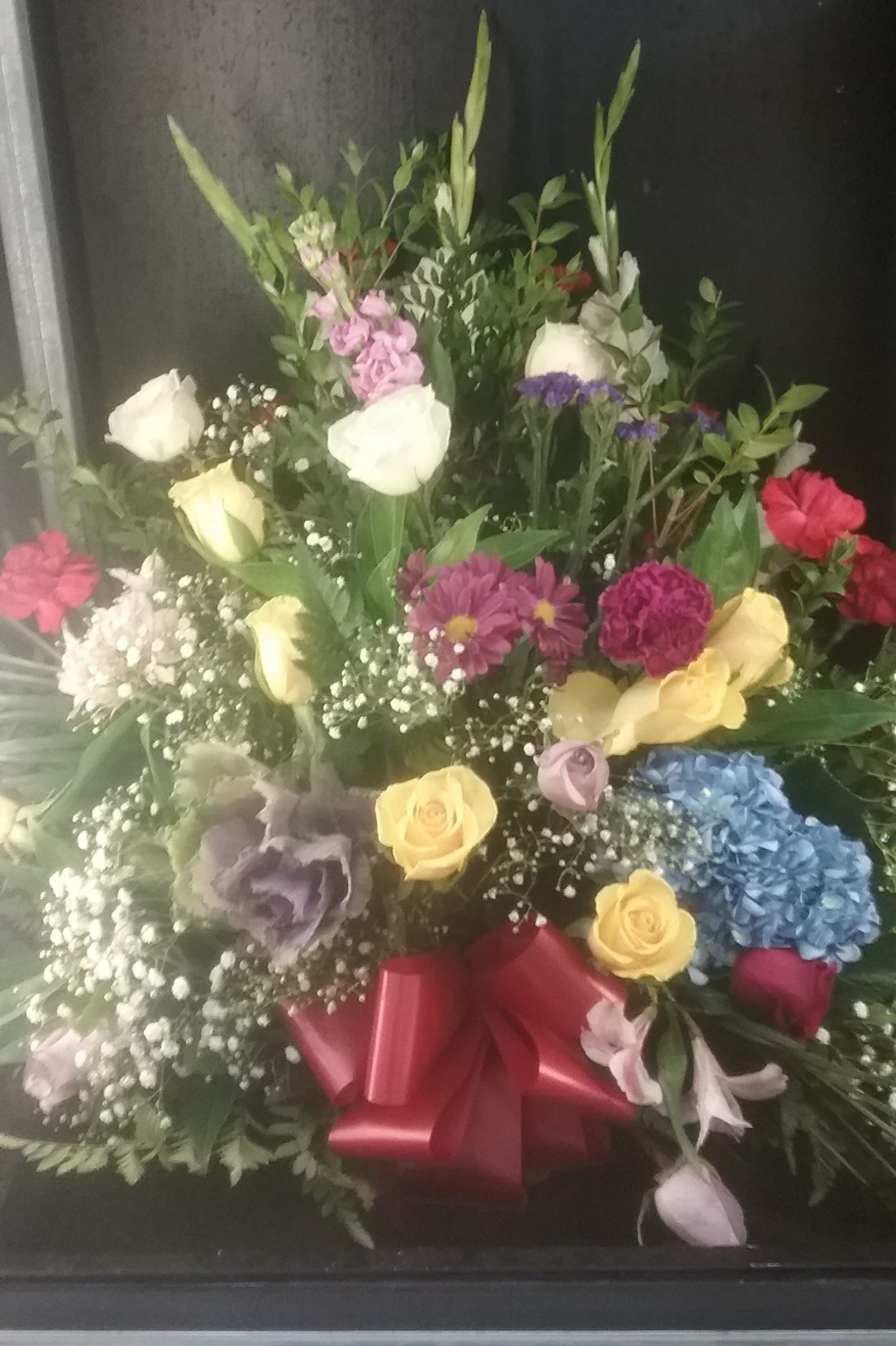 Medium mixed bouquet