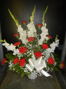Carnation and Lily Bouquet
